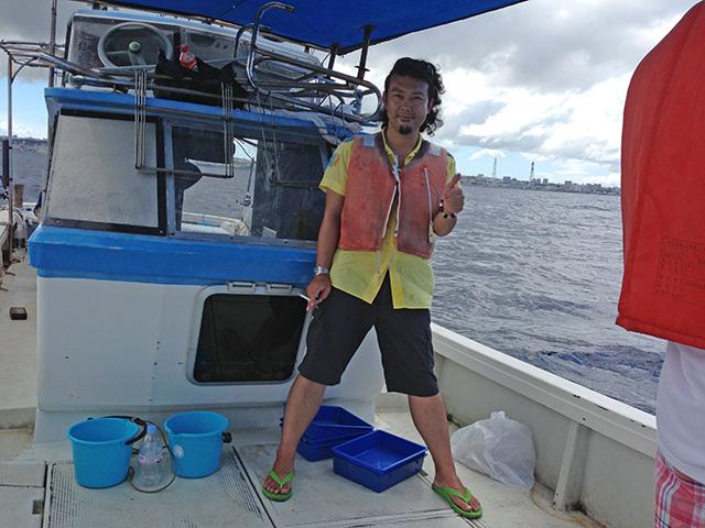 サビキ釣り シーランド 釣りツアー