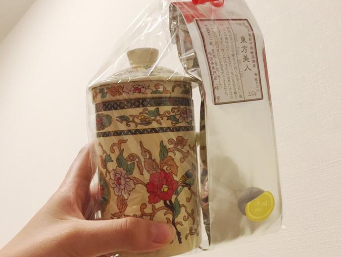 中国茶マグカップ