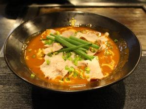 激辛カレー麺
