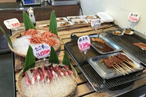 食べやすい串物